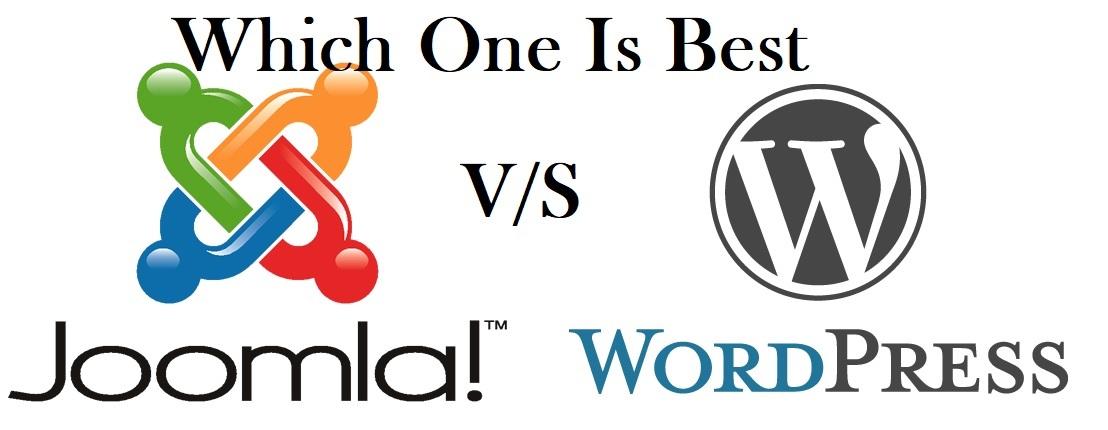 Wordpress vs Joomla: Compare Wordpress and Joomla