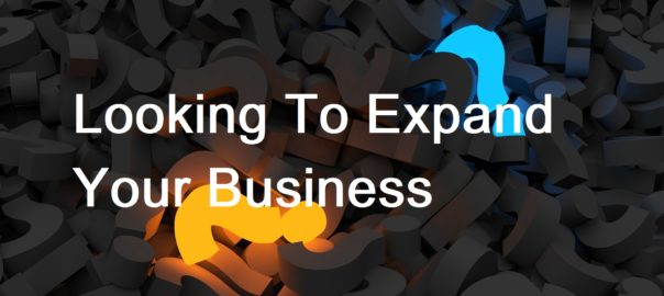 which is better way of expansion of business