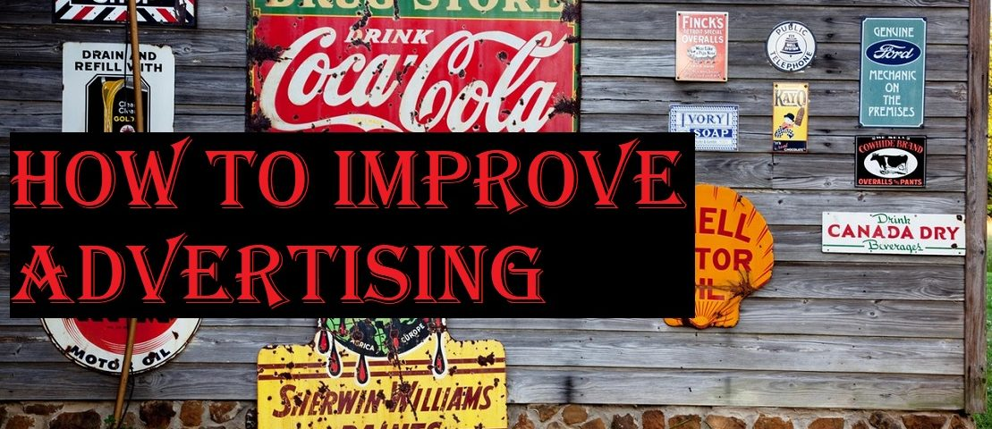 how to improve advertising