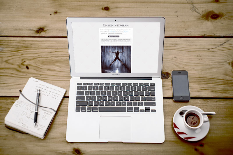 Role of Visual Content And Instagram To Promote A Website