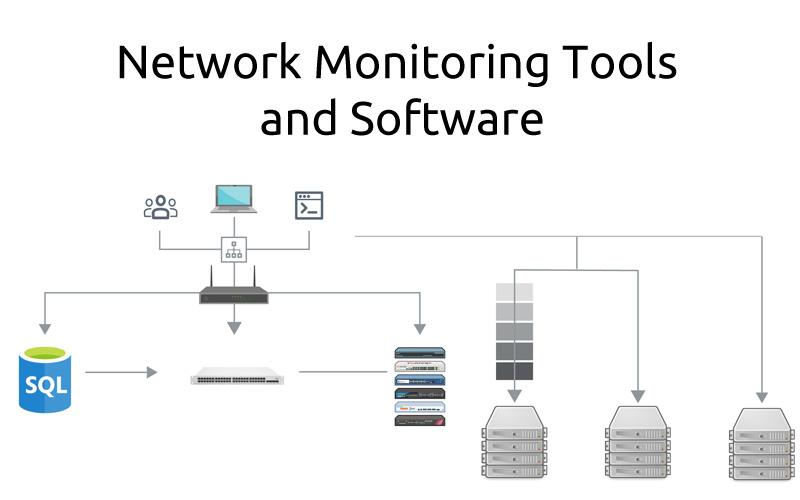 Network Monitoring Tools and Softwares