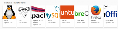 Open Source List